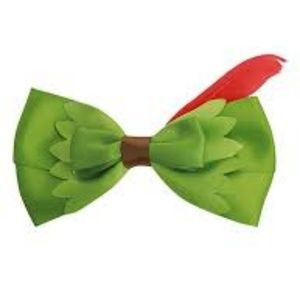 Peter Pan Hot Topic Disney Hair Bow